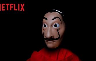 Kaos Kaldığı Yerden Devam Ediyor: Netflix, La Casa de Papel'in 4. Sezon Yayın Tarihini Açıkladı!