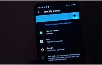 Kayıp Android telefonlar bulunacak
