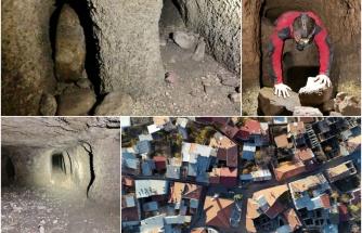 Kayseri'de 1300 Metre Uzunluğunda Yeraltı Şehri Bulundu: 'Türkiye'de Bilinenlerden İki Misli Daha Büyük'