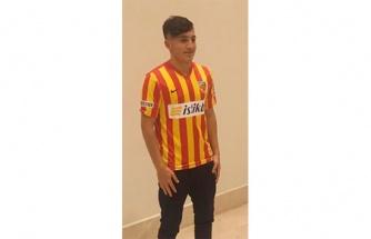 Kayserispor'a yeni golcü