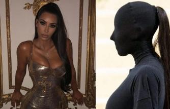 Kim Kardashian Met Gala'daki saçı için 10 bin dolar ödedi