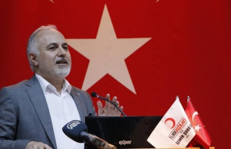 Kızılay Başkanı Kınık'tan Ensar Vakfı Açıklaması: 'Vergi Kaçırmak Başka, Vergiden Kaçınmak Başka'