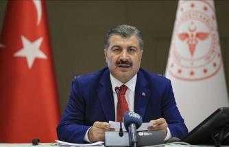 Koca: 'İstanbul'da Vaka Sayısı Türkiye Genelinin Yüzde 40'ına Ulaştı'