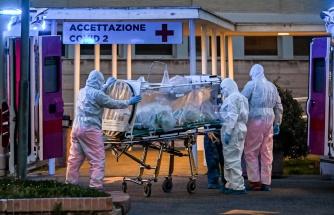 Koronavirüs Canlı Blog | İtalya'da Hayatını Kaybedenlerin Sayısı 12 Bin 428'e Yükseldi
