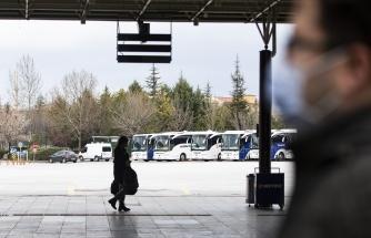 Koronavirüsle Mücadele İçin Ulaşım Yasakları Başladı: Yolculardan 'Seyahat İzin Belgesi' İsteniyor