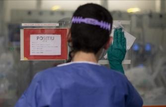 Koronavirüste 9 Bin 561 Vaka, 72 Can Kaybı