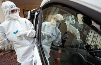 Koronavirüste Günün Tablosu: Vaka Sayısı 11 Binin Üzerinde