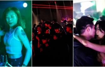 Koronavirüsün Merkeziydi: Vakaların Görülmediği Wuhan'da Gece Hayatı da Normale Döndü