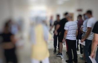 KPSS'ye giren 2 kişide korona çıktı, 30 kişi karantinaya alındı