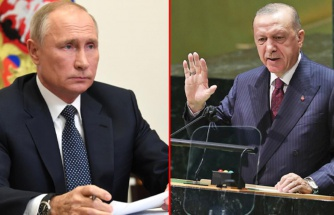 Kremlin Sözcüsü Dmitri Peskov: Cumhurbaşkanı Erdoğan'ın BM Genel Kurulu'ndaki Kırım açıklaması bizi üzdü