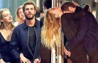 Liam Hemsworth yeni aşkıyla görüntülendi