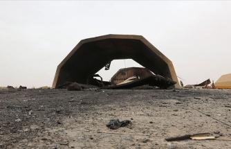 Libya'da Türk Askerinin Bulunduğu Vatiyye Askeri Üssünü Kim Vurdu?