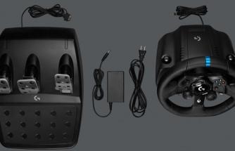Logitech G923 tanıtıldı!