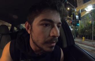 Los Angeles'taki Kaosun Ortasında Kalan Türk'ün Kaydettiği Korkutucu Görüntüler