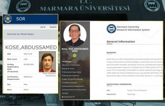 Marmara Üniversitesi Duyurdu: ABD'de Çocuk İstismarından Tutuklanan Öğretim Üyesi İstifa Etti