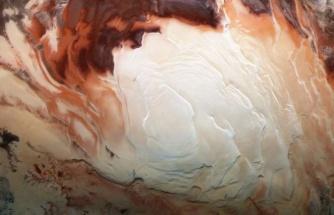 Mars'ta tuzlu göller bulundu