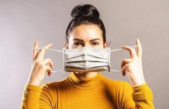 'Maske, antikor geliştirilmesini sağlıyor'