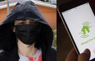 Maske takmayı yeni öğrenen Merve Boluğur, şimdi de HES kodu krizi yaşattı!
