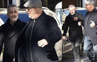 Mehmet Aslantuğ Anadolu yakasında görüntülendi