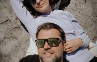 Mehmet Okur'un eşinden yıl dönümü paylaşımı