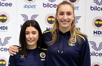 Melis Yılmaz: 'Fenerbahçe'de oynuyorsanız hedefiniz her zaman şampiyonluk'