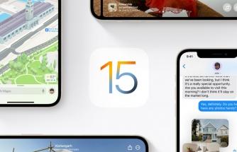 Merakla beklenen iOS 15'in yeni özellikleri