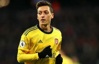 Mesut Özil'in 'Doğu Türkistan' Paylaşımı Çin'i Kızdırdı: Devlet Televizyonu Arsenal Maçını Yayından Kaldırdı