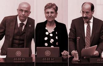 Milletvekilliği Düşürülen HDP'li Siyasetçiler Tutuklandı, CHP'li Berberoğlu Gözaltında