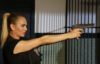 Milli atletin polislik hayali gerçek oldu
