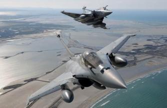 Mısır'a satılan savaş uçakları Hafter için kullanılmış