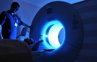 MRI makinesinde inanılmaz ölüm!