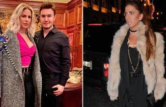 Mustafa Ceceli ve Selin İmer Miami'ye uçtu