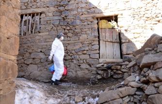 Mutasyonlu Virüs Vakaları Artıyor: Tunceli'de Biri Doktor 5 Kişi Karantinaya Alındı