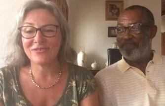 Mutluluğun resmi! 16 yaşındayken ayrılan çift 40 yıl sonra kavuştu