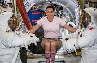 NASA, uzayda çamaşır yıkayacak
