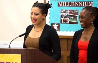 New York Belediye Başkanı'nın kızı ABD'deki protestolarda gözaltına alındı
