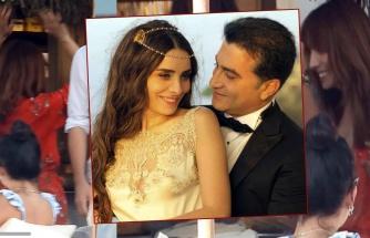 Nur Fettahoğlu iki kere boşandığı Levent Veziroğlu ile tatile çıktı