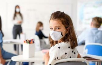 Okullarda maske takma ile ilgili karmaşa: Öğrenciler tedirgin ve stresli