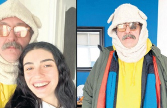 Onur Ünlü ve Hazar Ergüçlü'den yeni fotoğraf