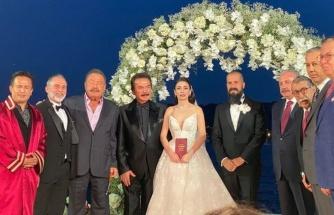Orhan Gencebay oğlu Gökhan Gencebay'ı evlendirdi