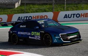 Otomobil yarışları da sürücüsüz