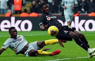 ÖZET İZLE: Beşiktaş 0-2 Yeni Malatyaspor Maçı Özeti ve Golleri İzle | Beşiktaş Yeni Malatyaspor kaç kaç bitti?