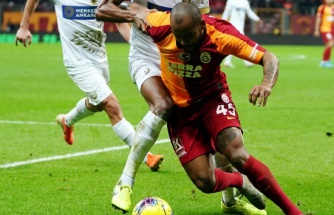 ÖZET İZLE: Galatasaray 2 - 2 MKE Ankaragücü Maç Özeti ve Golleri İzle | GS Ankaragücü Kaç Kaç Bitti