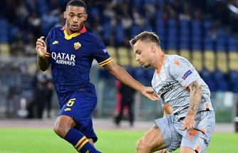 ÖZET İZLE: Roma 4 - 0 Başakşehir Maç Özeti ve Golleri İzle | Roma BSK Kaç Kaç Bitti?