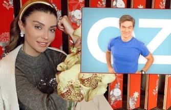 Özge Ulusoy'dan Mehmet Öz'ün 'kahvaltı' açıklamasına destek