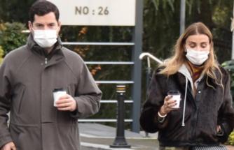 Özge Ulusoy: Sevgilimle yürüyüş yapıyoruz