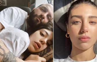 Özlem Ada Şahin'den romantik paylaşım