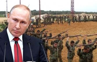 Paralı askerleri kaçan Rusya'dan Suriyeli mahkumlara 'Hafter saflarında savaşın' teklifi