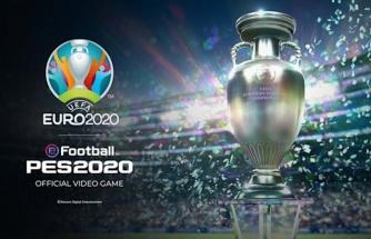 PES 2020'ye EURO 2020 müjdesi