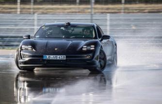 Porsche Taycan'dan yeni